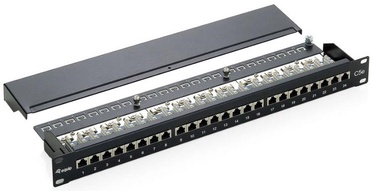 Equip CAT5e Patch Panel 24-Port 327424