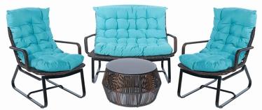 Sodo baldų komplektas Masterjero Easy Blue
