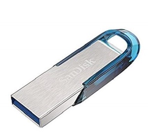 Sandisk Ultra Flair USB 3.0 Blue 64GB
