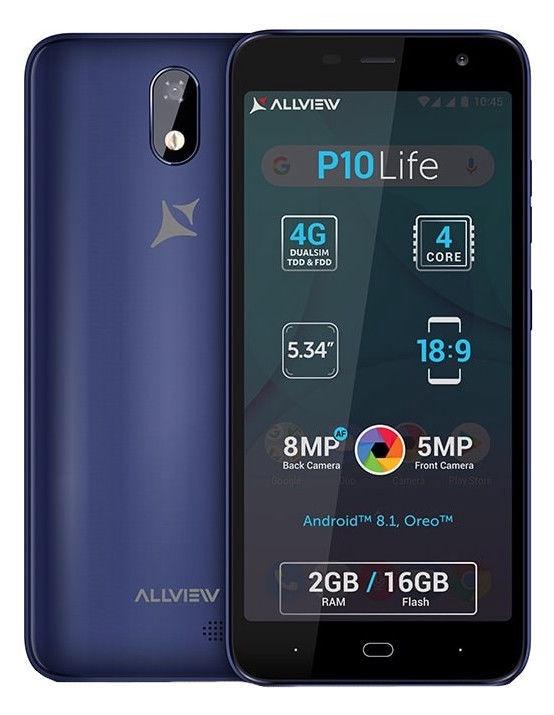 Allview P10 Life Blue