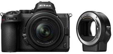 Sistēmas fotoaparāts Nikon Z5