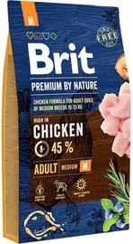 Сухой корм для собак Brit Premium By Nature, 8 кг