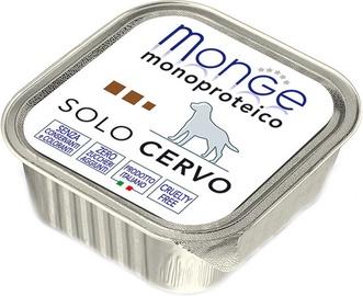 Monge Monoproteinic Pate 100% Deer 150g