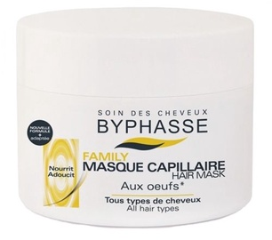 Byphasse Family Hair Mask with Egg 250ml