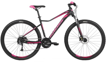 """Kross Lea 6.0 S 29"""" Black Pink Matte 19"""