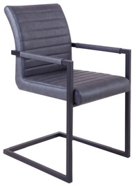 Ēdamistabas krēsls Signal Meble Solid Solid Grey, 1 gab.