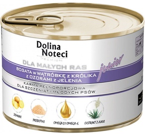 Dolina Noteci Junior Rabbit Liver 185g