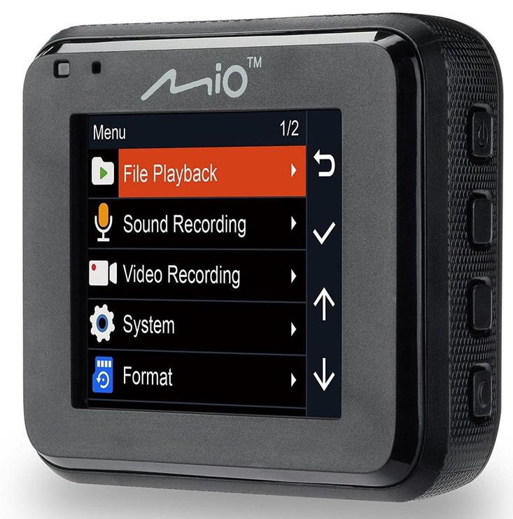 Videoregistraator Mio MiVue C320
