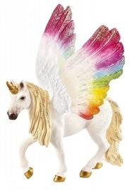 Schleich Winged Rainbow Unicorn Foal 70576