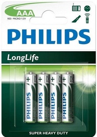 Philips AAA Longlife R03