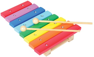 Gerardos Toys Wooden Xylophone 41517