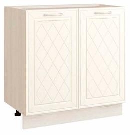 DaVita Tiffani 19.60 Kitchen Bottom Cabinet Astrid Pine/Melinga
