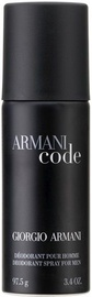 Giorgio Armani Black Code 150ml Deodorant Spray
