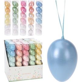 Декоративный сувенир, синий/желтый/зеленый/oранжевый/розовый/многоцветный/, 6 шт.