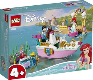 LEGO DISNEY PRINCESS ARIELS LAIVA 43191