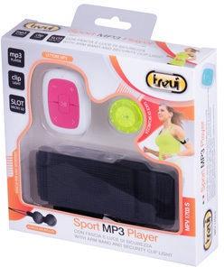 Музыкальный проигрыватель Trevi MPV1703, розовый, - ГБ