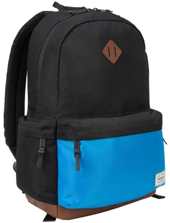 """Targus Backpack 15.6"""" Black/Blue"""