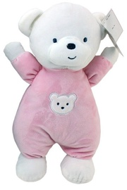Axiom Plush Teddy Bear Milusinky Pink 30cm 4929a