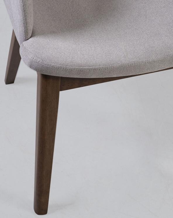 Стул для столовой Home4you Salute Grey/Brown, 2 шт.