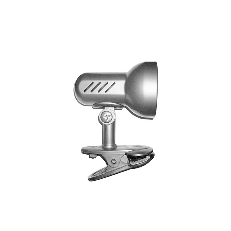 LAMPA GALDA AR KLIPSI K 1.1 40W E14 PELE (LAMKUR)