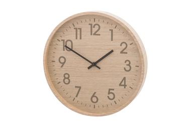 Pulkstenis sienas Wood 4living, 33cm