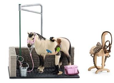 Schleich Horse Wash Area 42104