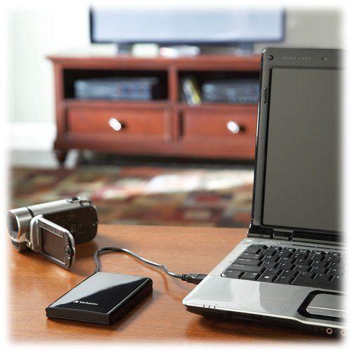 Verbatim Store 'n' Go Combo 1.5TB USB 3.0 Black + 16GB Verbatim Pinstripe Bundle