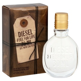 Tualetes ūdens Diesel Fuel For Life 30ml EDT