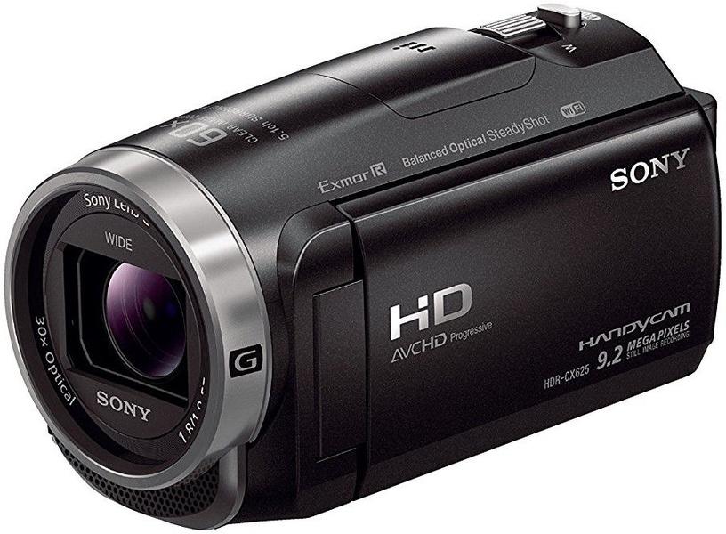 Sony HDR-CX625 Black