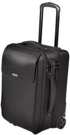 Kensington SecureTrek Overnight Roller Laptop Bag 17 Black