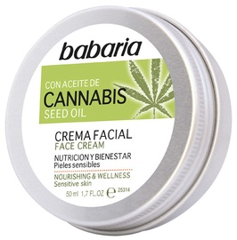 Babaria Cannabis Face Cream 50ml