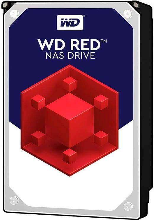 """Western Digital Red NAS 8TB 5400RPM 256MB 3.5"""" WD80EFAX"""