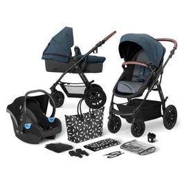 KinderKraft XMoov 3in1 Stroller Denim