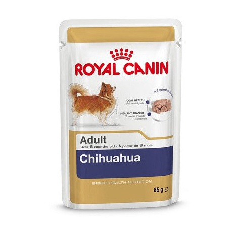 Konservuotas ėdalas šunims Royal Canin Chihuahua Adult, 85 gr