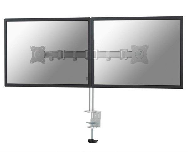 NewStar Flat Screen Desk Mount 10-27'' Silver
