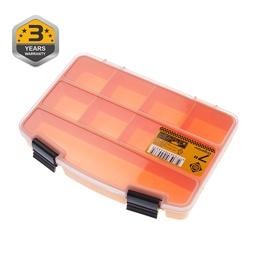 Smulkių daiktų dėžė Forte Tools, 14 x 3,3 x 19,4 cm