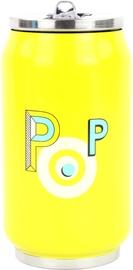 Yoko Design Isotherm Tin Can 0.28l Pop Yellow