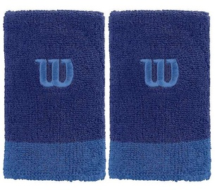 Wilson Wristband Extra Wide WRA733510 2pcs