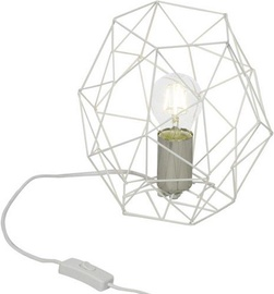 Brilliant Synergy 93593/75 Table Lamp 60W E27 White
