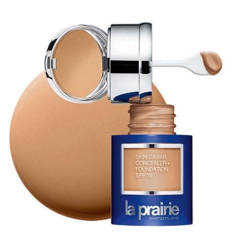 La Prairie Skin Caviar Concealer Foundation SPF15 30ml W30 Golden Beige