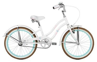 "Vaikiškas dviratis LEGRAND Sanibel Kid 20"" White 17"