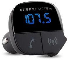 Energy Sistem Bluetooth FM Transmitter + Charger