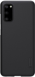 Nillkin Super Frosted Shield Back Case + Kickstand For Samsung Galaxy S20 Black