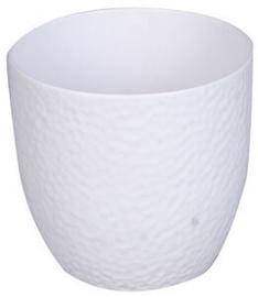 Soendgen Keramik Boston Flower Pot White 19cm