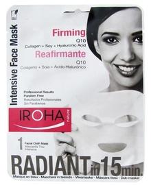 Iroha Nature Intensive Firming Face Tissue Mask 23ml Q10