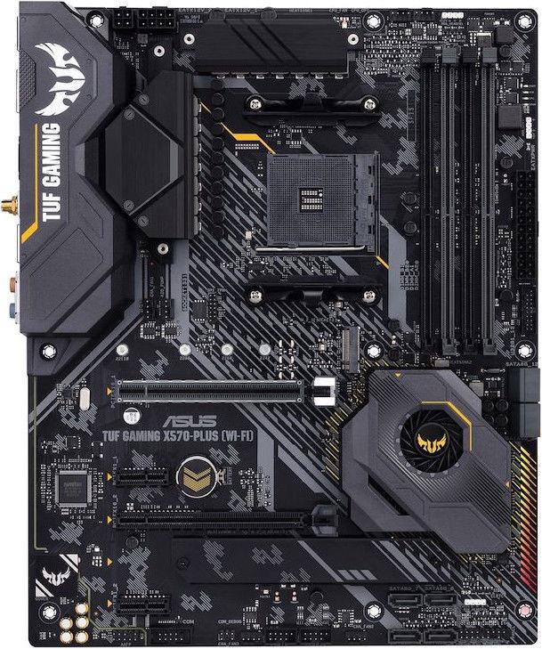 Mātesplate Asus TUF Gaming X570-Plus