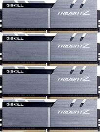G.SKILL Trident Z Black/Silver Series 64GB 3200MHz CL16 DDR4 KIT OF 4 F4-3200C16Q-64GTZSK