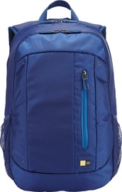 "Case Logic Jaunt Backpack for Notebook and Tablet 15.6"" Blue"