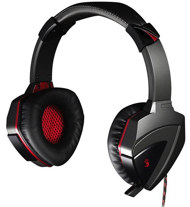 Ausinės A4Tech Bloody Gaming Headset