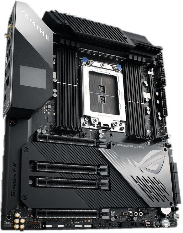 Mātesplate Asus ROG Zenith II Extreme Alpha